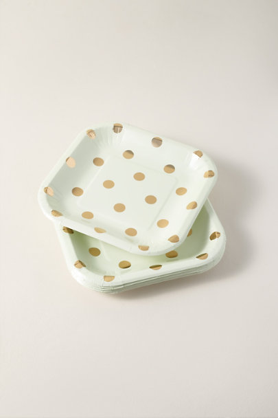 View larger image of Polka Dot Paper Plates