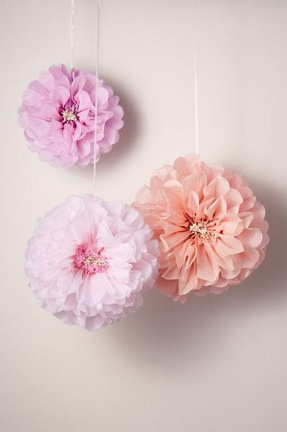 View larger image of Flower Pom Poms