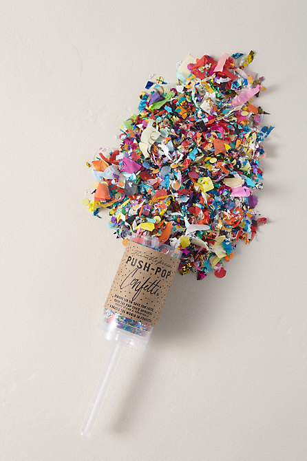 Push-Pop Confetti