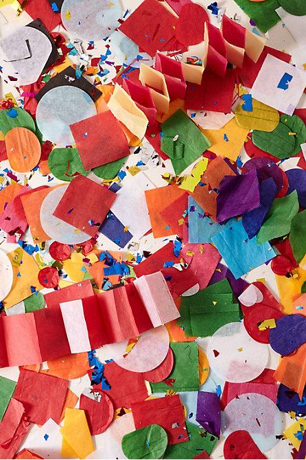 Colossal Confetti