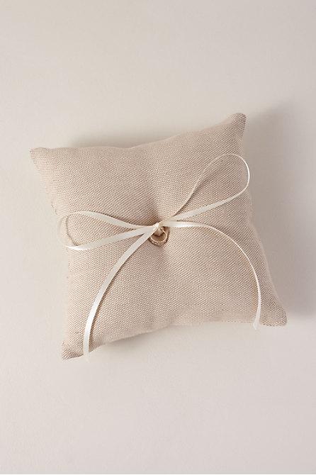Cotton Ring Pillow