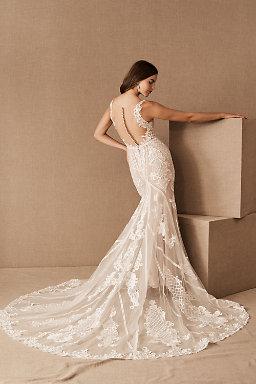 5de756e08ddbe Backless Wedding Dresses & Low Back Wedding Gowns | BHLDN