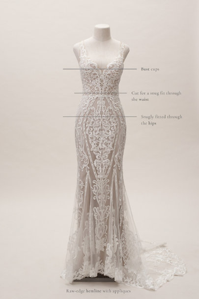 View larger image of Wtoo by Watters Viola Gown