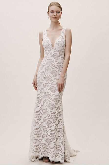 Wtoo by Watters Alzbeta Gown