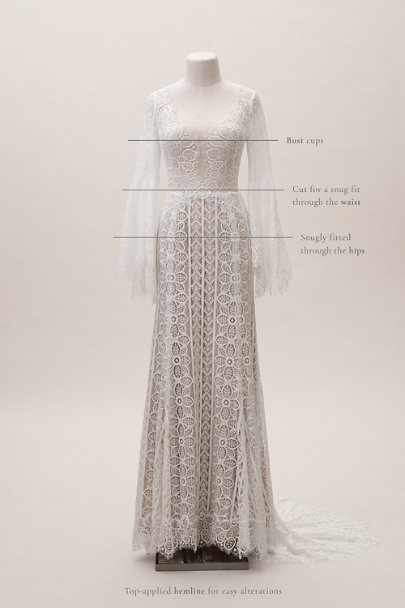 View larger image of Willowby by Watters Adelaide Gown