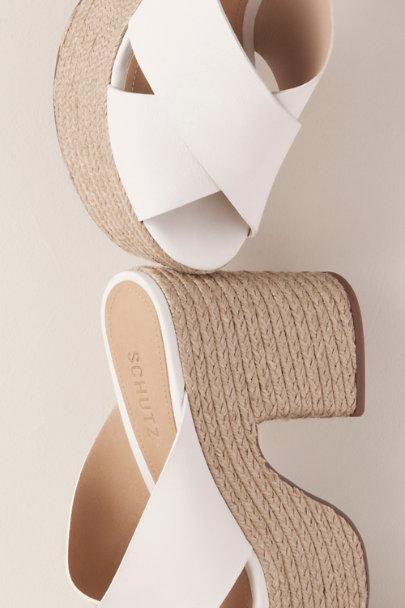 View larger image of Schutz Lora Platform Sandal