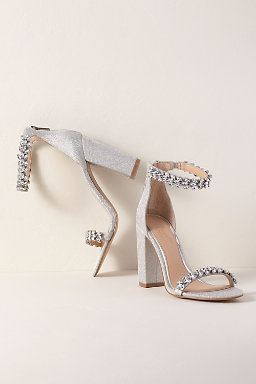 9939318deb5 Jewel By Badgley Mischka Mayra Block Heels