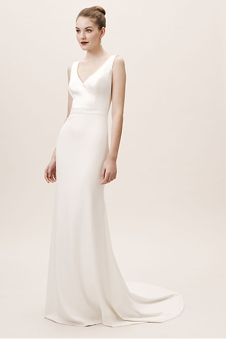 7d65f4f2d696 Modern Wedding Dresses & Structured Gowns | BHLDN - BHLDN