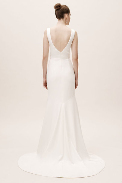 Theia Ivory Marissa Gown | BHLDN