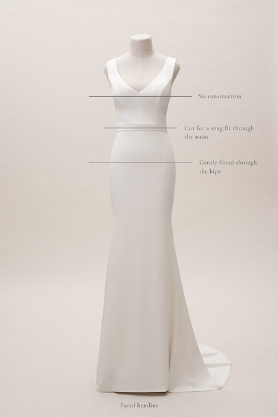 View larger image of Theia Marissa Gown