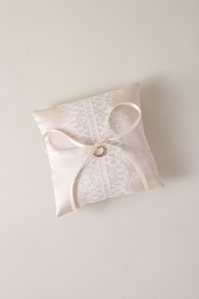 View larger image of Lace Ring Bearer Pillow