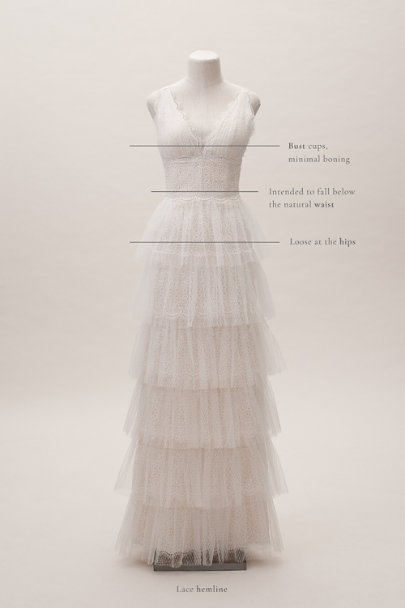 View larger image of Catherine Deane Kershaw Gown