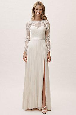 Catherine Deane Wedding Bridal Dresses Bhldn B H L D N