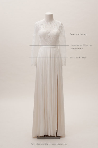 View larger image of Catherine Deane Nola Gown