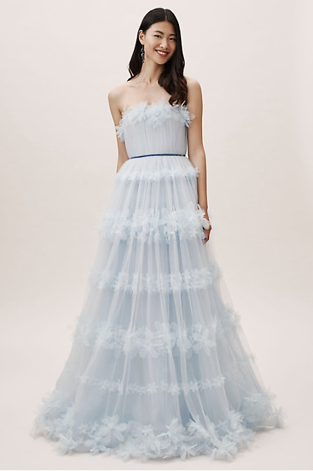 Marchesa Notte Nava Dress