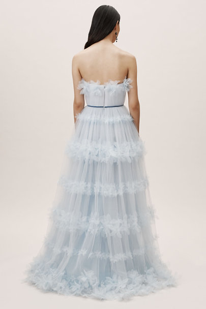 View larger image of Marchesa Notte Nava Dress
