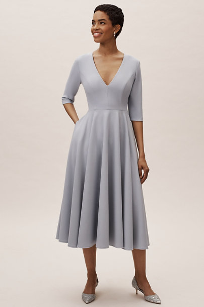 BHLDN Light Blue Valdis Dress | BHLDN