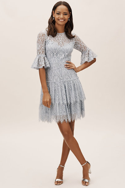 View larger image of ML Monique Lhuillier Michaela Dress