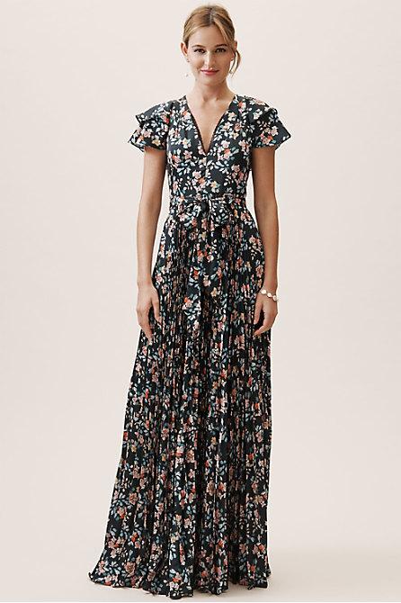 ML Monique Lhuillier Emberly Dress