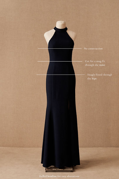 View larger image of Montreal Crepe Maxi Dress
