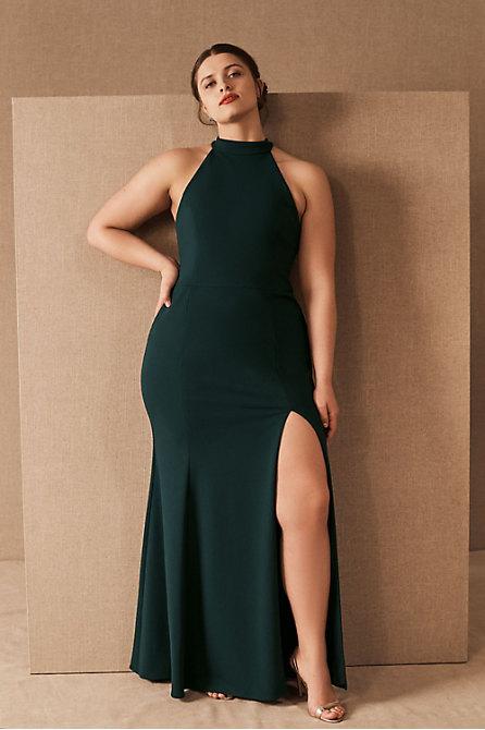 Montreal Crepe Maxi Dress
