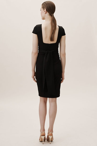 Dress the Population Black Dana Dress | BHLDN
