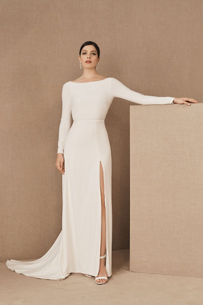 View larger image of Amy Kuschel Redding Gown