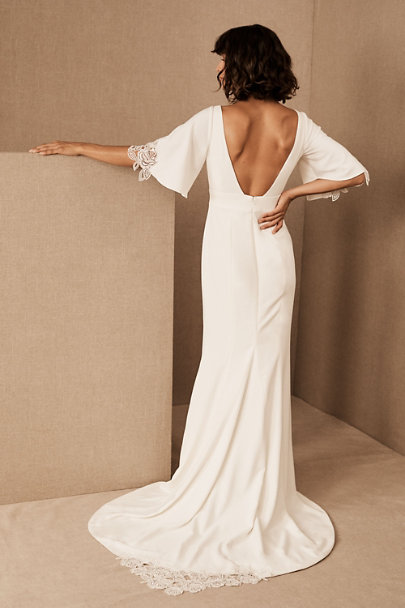 View larger image of Amy Kuschel Keely Gown