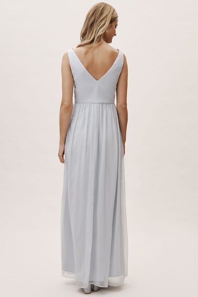 BHLDN Whisper Blue Kia Dress | BHLDN