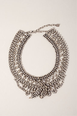Gamila Crystal Statement Necklace
