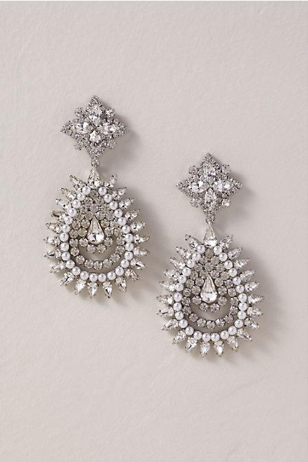 Lea Chandelier Earrings