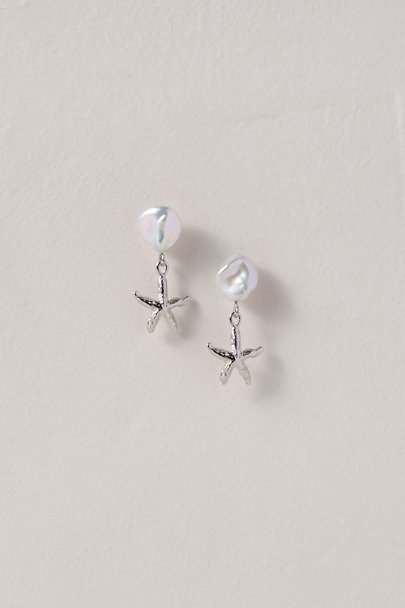 View larger image of Petite Starfish Earrings