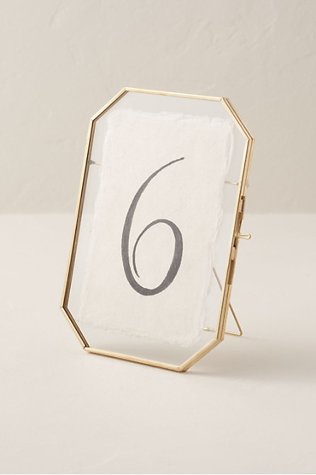 Large Octagon Picture Frames