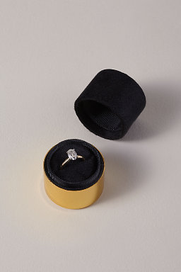 Esselle Velvet Ring Box