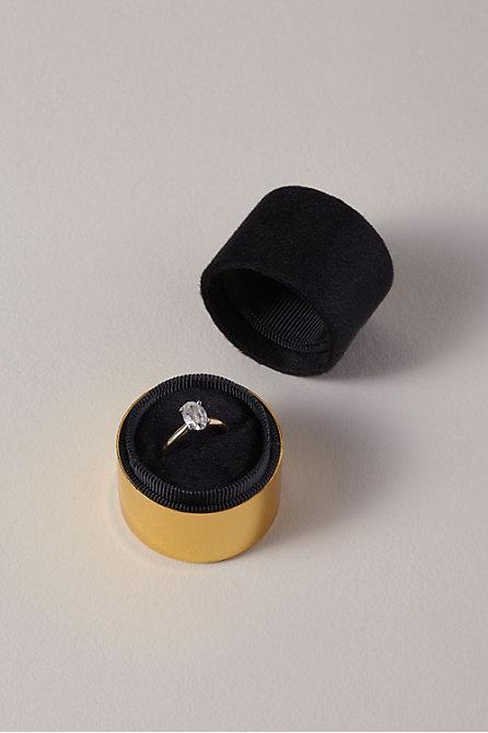Esselle Velvet Ring Box