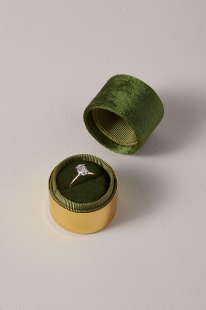 View larger image of Esselle Velvet Ring Box