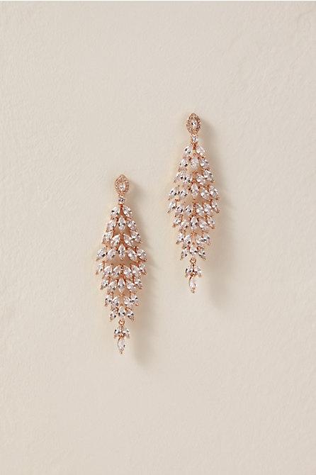 Evony Chandelier Earrings