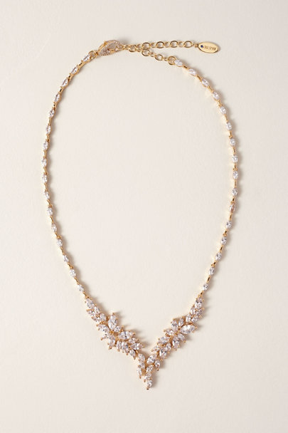 View larger image of Crystal Wisteria Necklace