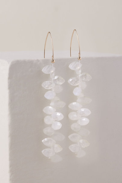 View larger image of Moonstone Vine Earrings