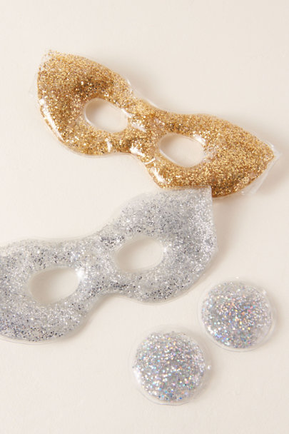 View larger image of Glitter Gel Eye Mask