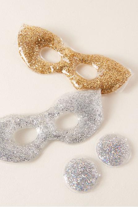 Glitter Gel Eye Mask