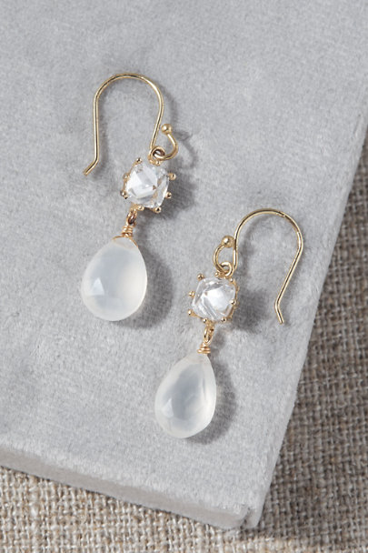 Serefina Gold Hosanna Earrings | BHLDN
