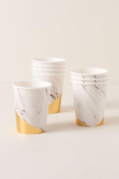 View larger image of Foil Splatter Paper Cups