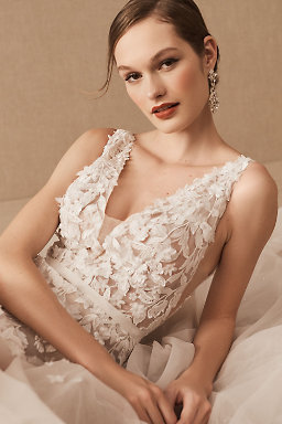42879a78dff3 Romantic Wedding Dresses | BHLDN
