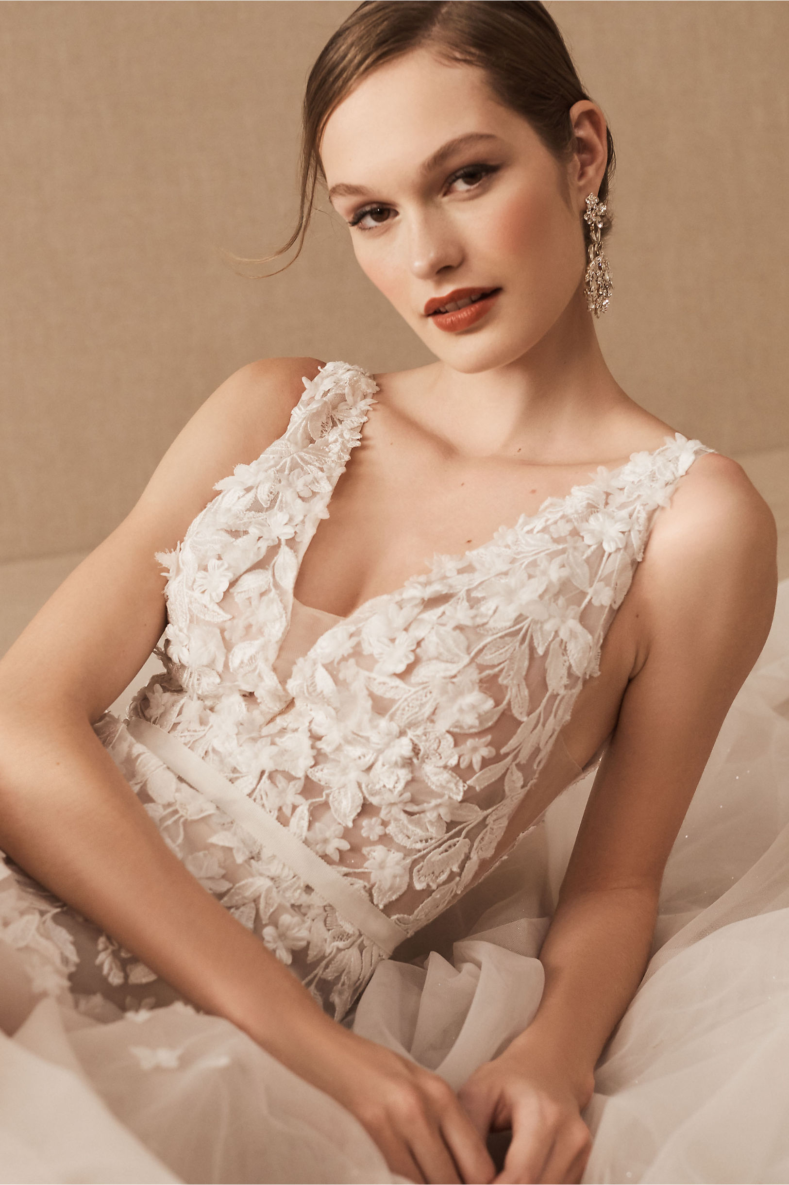 BHLDN's BHLDN BHLDN Carmel Gown in Ivory
