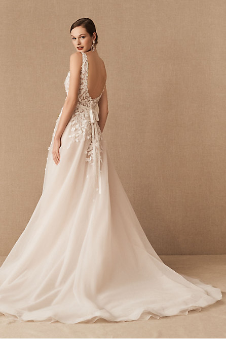 BHLDN Carmel Gown