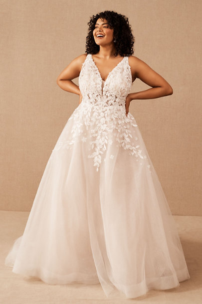 View larger image of BHLDN Carmel Gown