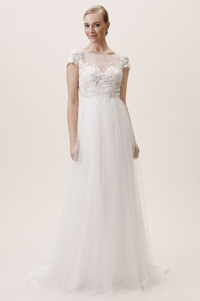 View larger image of BHLDN Atkins Gown