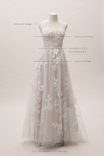 View larger image of Willowby by Watters Hutchinson Gown