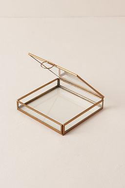 Small Brass Box